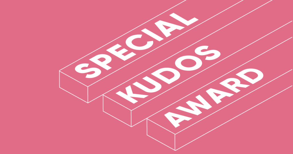 CSS Design Awards Special Kudos award